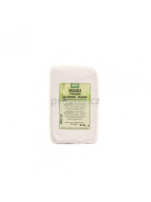 Múka pšeničná celozrnná hladka 1kg Provita