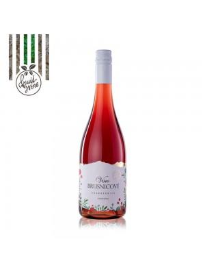 Miluron Brusnicové víno 0,75l