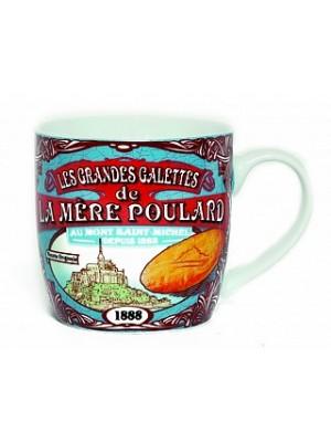 La Mére Poulard Decor Hrnček Modrý 320 ml (9162)