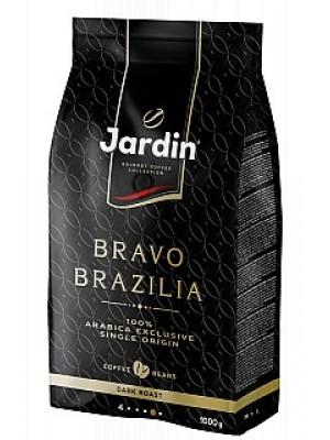 JARDIN Arabika Bravo Brazilia zrno 1000g (5905)