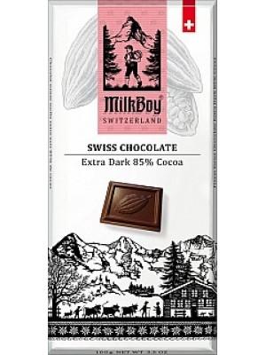 MILKBOY Horká čokoláda 85% Extra Dark 100g (8772)