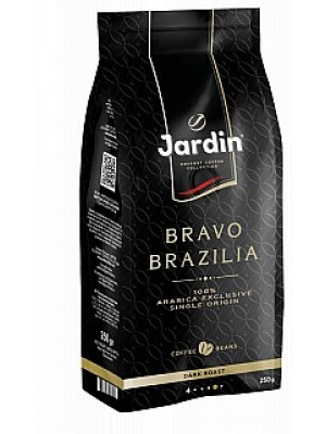 JARDIN Arabika Bravo Brazilia zrno 250g (5885)