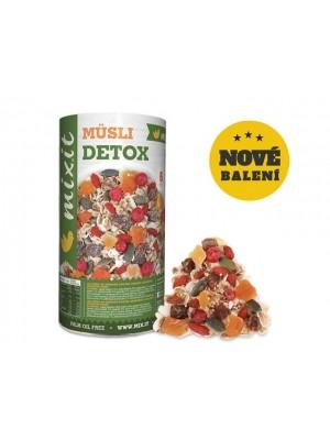 Mixit müsli zdravo II: Detox 430g