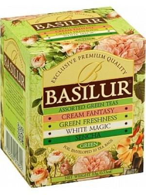 BASILUR Bouquet Assorted prebal 10x1.5g (4916)