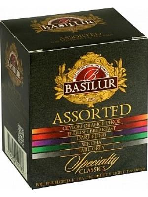 BASILUR Assorted Specialty prebal 10 gastro sáčkov (7708)