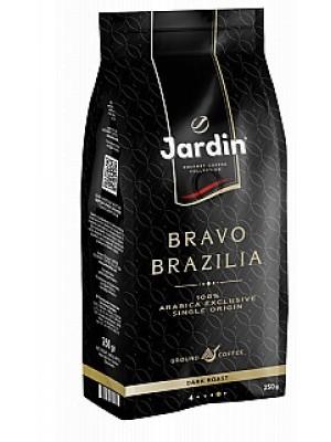 JARDIN Arabika Bravo Brazilia mletá 250g (5880)