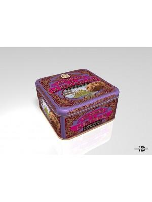 La Mére Poulard Coffret  Cookies with chocolate plech 200g (9131)