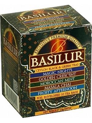 BASILUR Assorted Orient přebal 10 gastro sáčkov (7385)