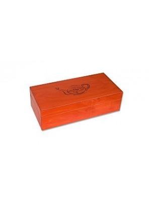 """Drevená krabica """"Konvička"""" plná 6x10 (93087)"""