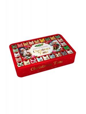Liran čaj Christmas Time-Santa (L902)