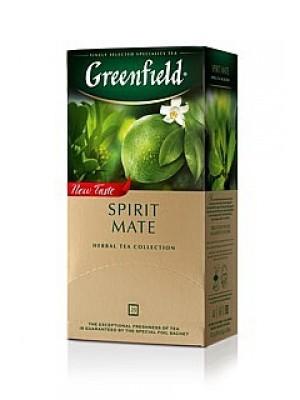 Greenfield Herbal Spirit Mate papier 25x1,5g (5534)