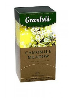 Greenfield Herbal Camomile Meadow prebal 25x1.5g (5614)