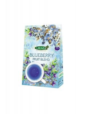 Liran čaj Bylinný modrý čaj 20x2g (L923)