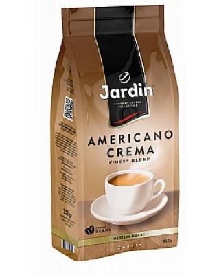 JARDIN Arabika Americano Crema zrno 250g (5893)