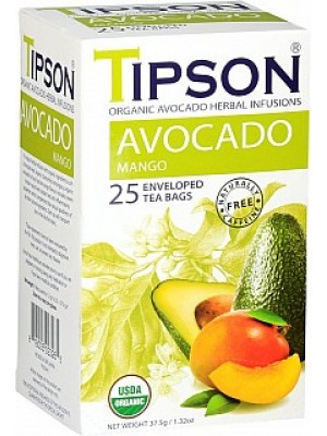 TIPSON BIO Avocado Mango prebal 25x1,5g (5031)