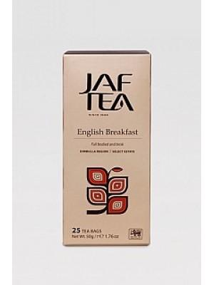 JAFTEA Black English Breakfast neprebal 25x2g (2760)