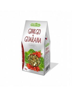 VITTO Green Ginkgo & guarana papier 50g (994)
