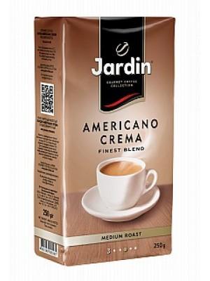 JARDIN Arabika Americano Crema mletá 250g (5819)