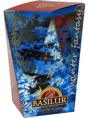 BASILUR Fantasy Winter Flakes papier 85g (3920)