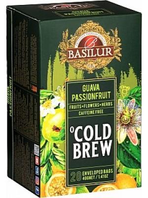 Basilur Cold Brew Guava Passionfruit prebal 20x2g (3990)