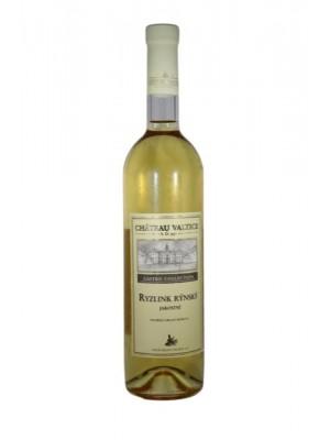 Chateau Valtice Rizling rýnsky biele víno suché 0,75l