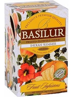 BASILUR Fruit Indian Summer 20x1,8g (4443)
