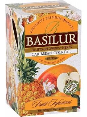 BASILUR Fruit Caribbean Cocktail  20x1,8g  (4444)