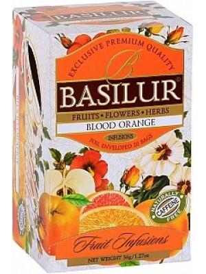 BASILUR Fruit Blood Orange  20x1,8g (4446)