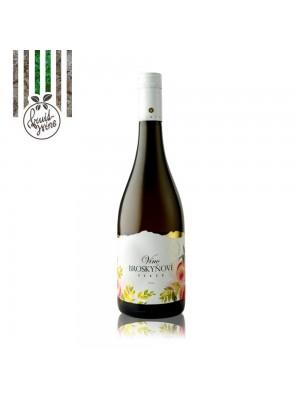 Miluron Broskyňové víno