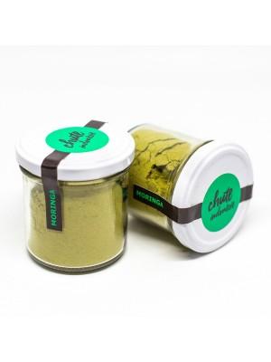 Chute indonezie BIO Moringa mletá  – 50g