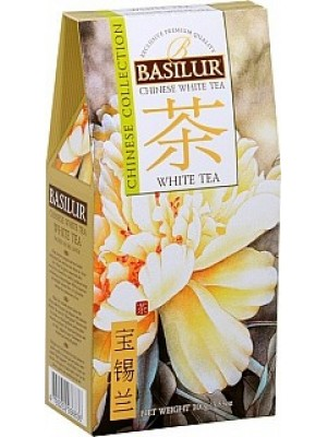 BASILUR Chinese White Tea papier 100g (3824)