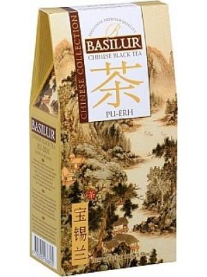 BASILUR Chinese Pu-Erh papier 100g (3821)
