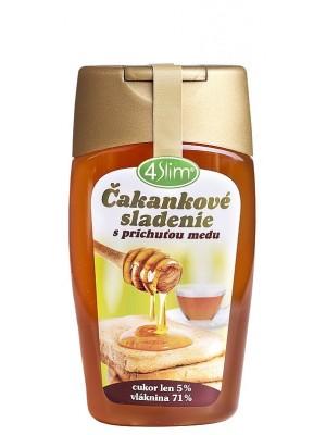 Čakankové sladenie s príchutou medu 250g