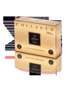 Zeen Collagen vrecúška s príchuťou citrónu 30 x 7,2 g