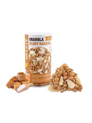 Mixit Granola z pece - Slaný karamel (VO) 550g