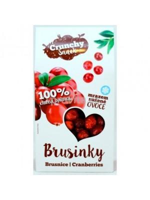 Ovocie sušené mrazom - brusinky 20g CS