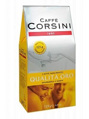 Corsini Qualita' Oro mletá 125g (6360)