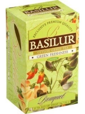 BASILUR Bouquet Green Freshness  20x1,5g (7630)