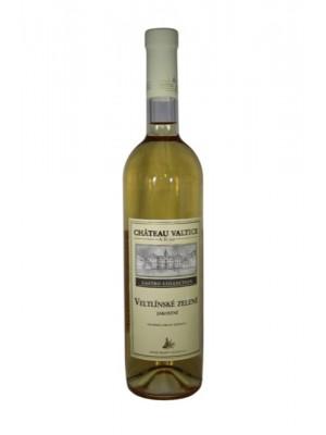 Chateau Valtice Veltlinske zelené biele víno suché 0,75l