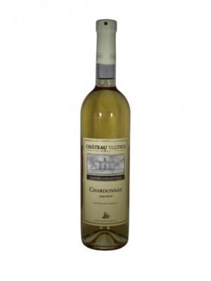 Chateau Valtice Chardonnay biele suché víno 0,75l