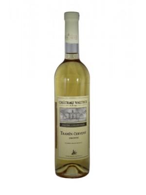 Chateau Valtice Tramin červený biele víno polosuché 0,75l