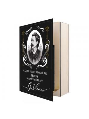 Baliček pre gentlemana kniha gel200ml (BC 126029)