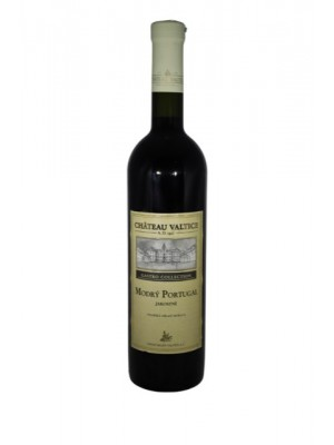 Chateau Valtice Modrý portugal červené víno suché 0,75l