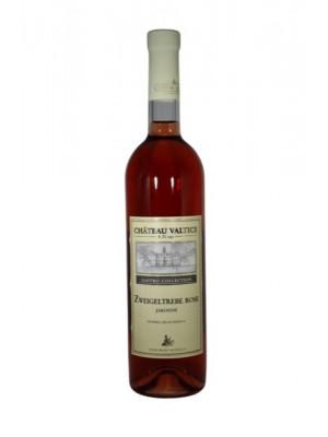 Chateau Valtice Zweigeltrebe rose víno polosuché 0,75l