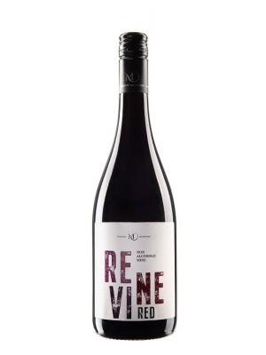 Víno Revine red 0,75l polosladké nealkokoholické