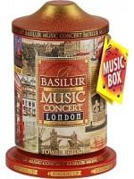 BASILUR Music Concert London plech 100g (7609)