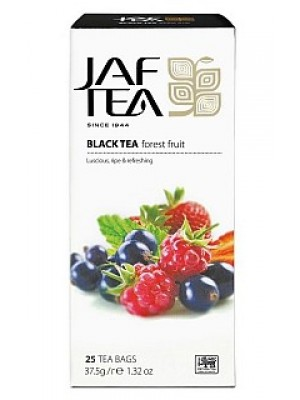 JAFTEA Black Forest Fruit neprebal 25x1,5g (2780)