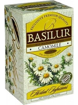 BASILUR Herbal Camomile 20x1,2g (4101)