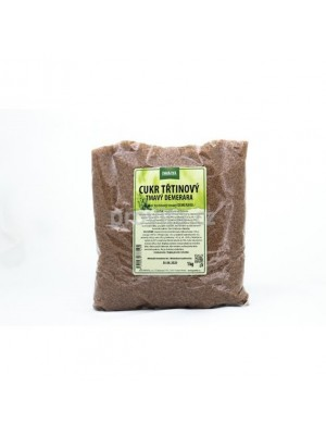 Cukor trstinový tmavý demerera 1kg provita