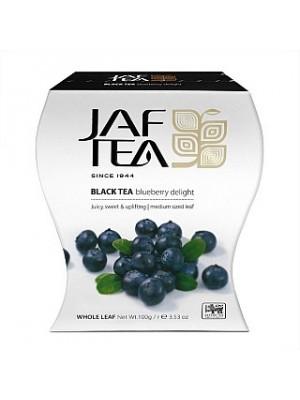 JAFTEA Black Blueberry Delight papier 100g (2611)